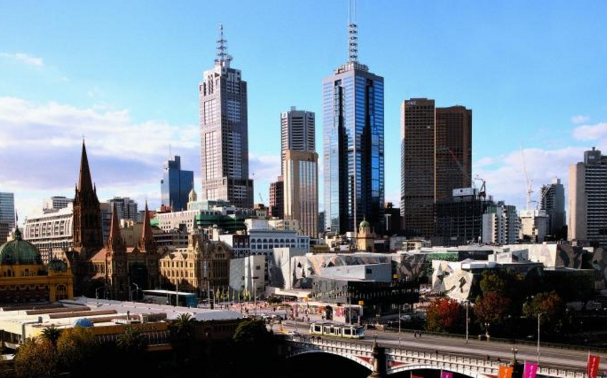 Melburn yaşayış üçün ən yararlı şəhərdir