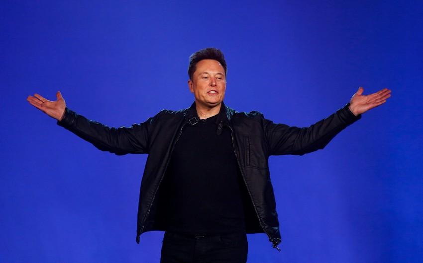 Elon Musk drops to world's third-richest person as Tesla shares slide