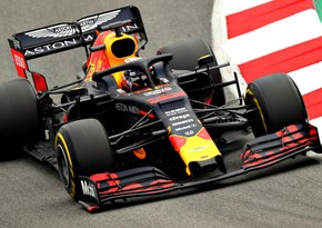 Formula 1: Verstappen fastest in first practice, ahead of Hamilton