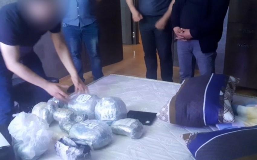 Bu il Azərbaycanda 2 ton 636 kq narkotik qanunsuz dövriyyədən çıxarılıb