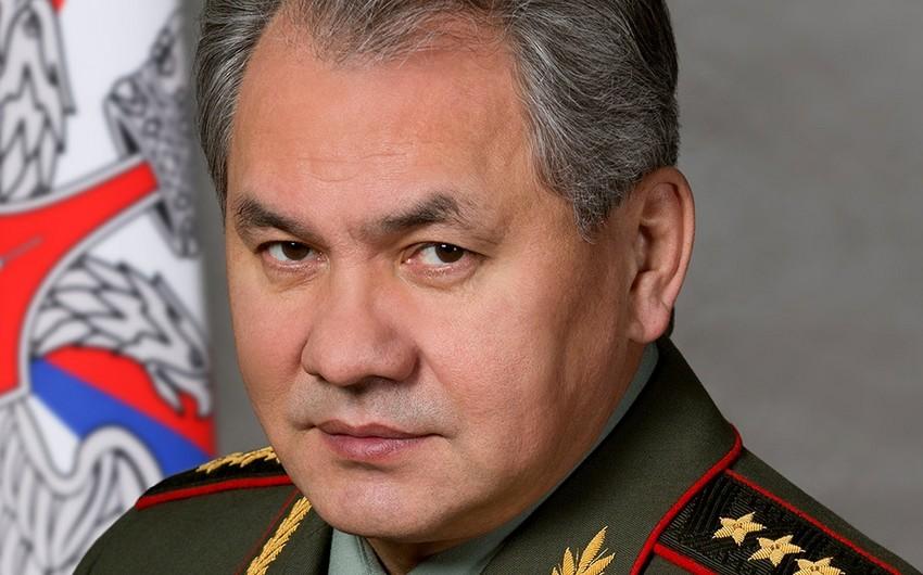 Rusiyanın müdafiə naziri rəngli inqilabların coğrafiyasının genişlənməsinin mümkünlüyünü bildirib