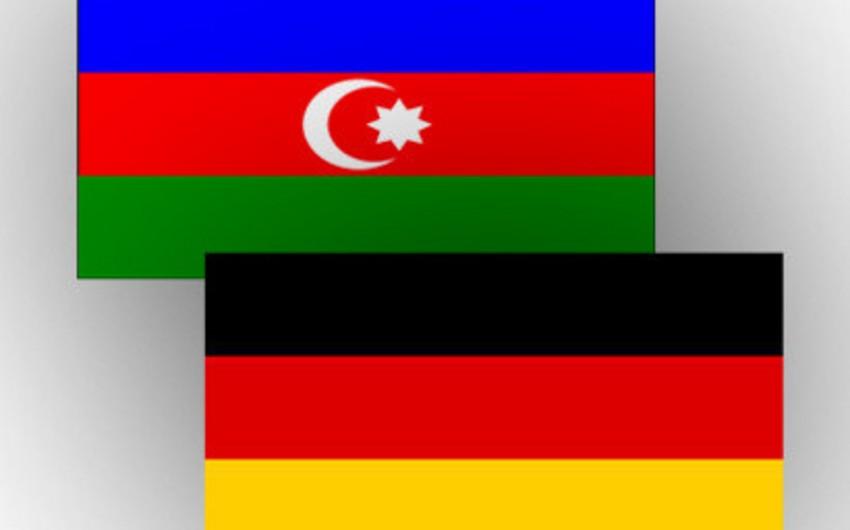 Azərbaycan və Almaniya arasında ticarət dövriyyəsi bu ilin ilk yarısında 15% artıb