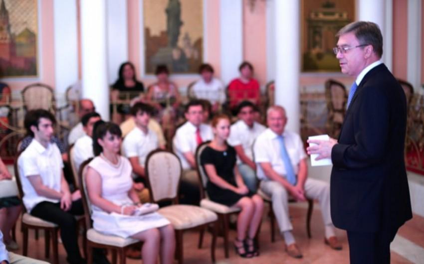 Азербайджан занимает 5-е место среди стран СНГ по количеству обучающихся в российских вузах студентов