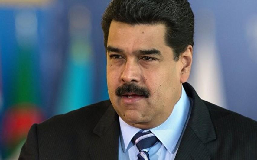 Amerika Dövlətləri Təşkilatı Maduronun yeni prezidentlik müddətini tanımayıb