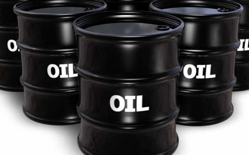 Brent crude fell by 2.5%