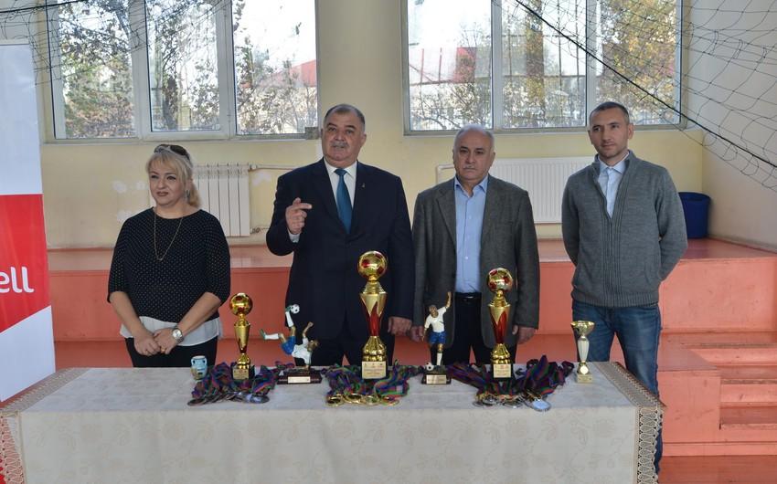 Bakcell supports futsal tournament in Baku