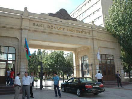 BDU-nun kafedra müdiri vəfat edib - FOTO
