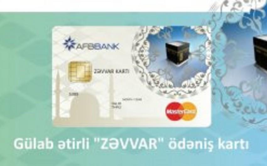 AFB Bank Həcc zəvvarları üçün xüsusi ödəniş kartı hazırlayıb