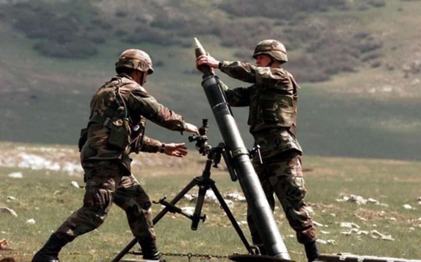 Минобороны Азербайджана: Армения не соблюдает режим прекращения огня