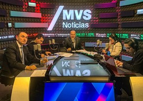 Azərbaycan səfiri Meksika radio kanalına müsahibə verib
