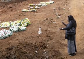 В Бразилии с начала года от COVID-19 умерло больше людей, чем за 2020 год