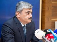 Самир Шарифов - министр финансов Азербайджанской Республики