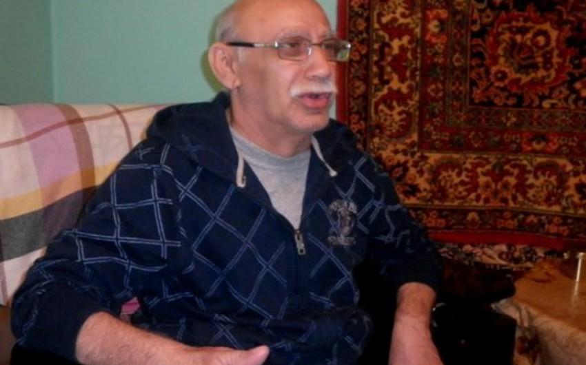 Aktyor Arif Qasımov vəfat edib