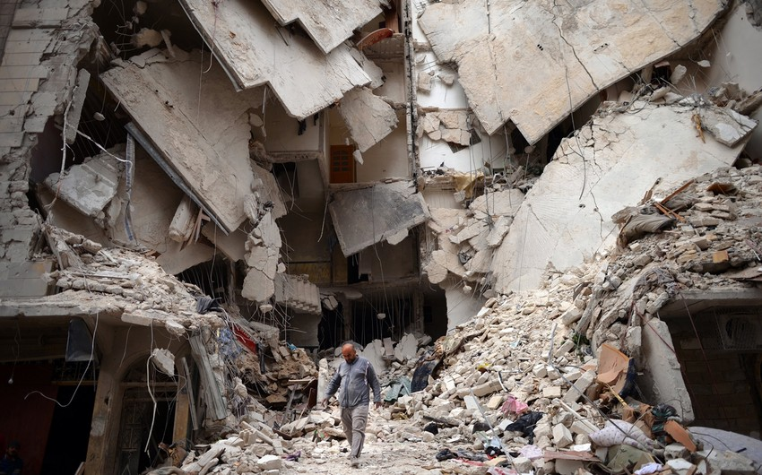 BMT: İdlibdə son dörd ay ərzində 1089 dinc sakin öldürülüb