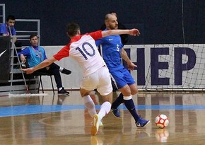 Azerbaijani futsal player: We became victims of referees' sympathy