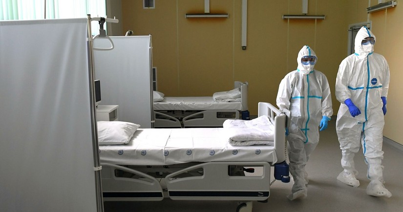 В России выявили более 13 тысяч заразившихся коронавирусом за сутки