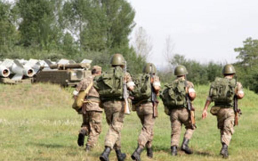 Ötən il Ermənistan Silahlı Qüvvələrində 46 hərbçi ölüb