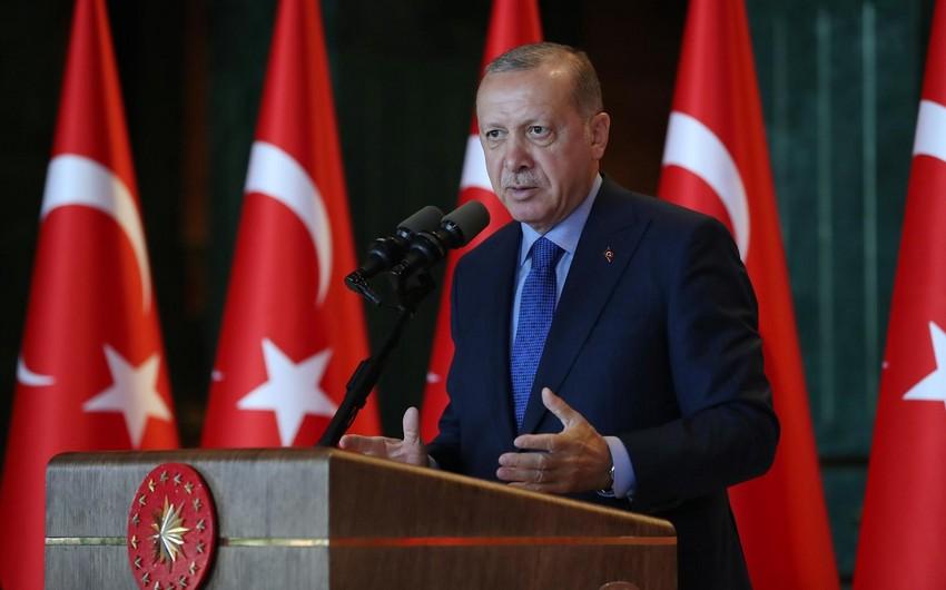 """Türkiyə Prezidenti: """"Suriyada İŞİD yoxdur"""""""
