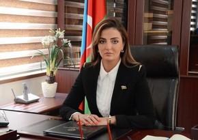 """Könül Nurullayeva: """"Prezidentin həmsədrlərlə görüşdəki nitqində açıq mesajlar vardı"""""""