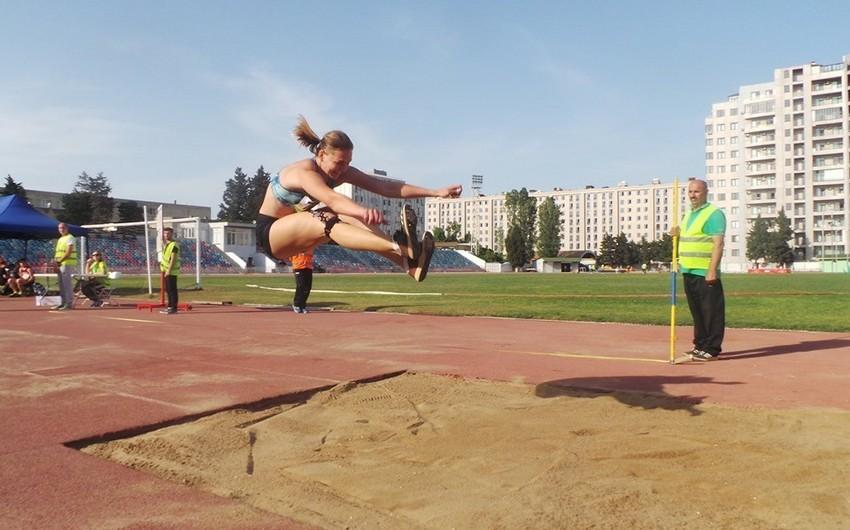 Azərbaycan çempionatında yeni rekord qeydə alınıb