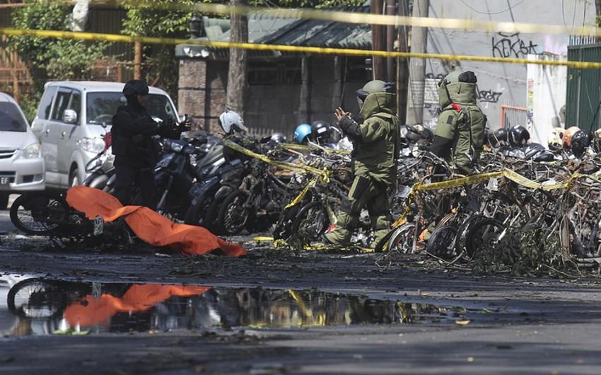 В Индонезии в жилом доме произошел взрыв, три человека погибли