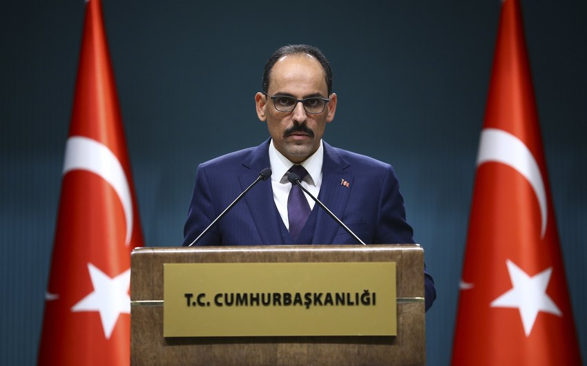 President's spokesman: No one can have an arrogant attitude against Turkey