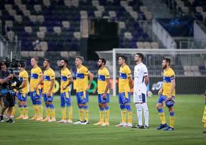 Makkabinin futbolçusu Qarabağla oyundan öncə şikayətləndi
