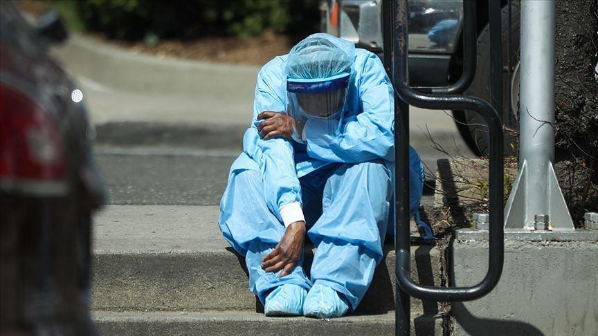 ABŞ-da koronavirus bir gündə -