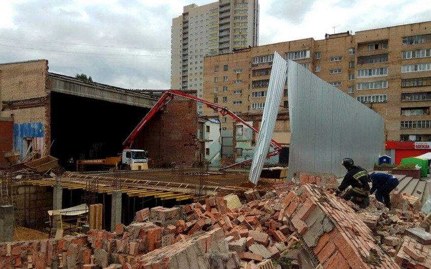 Moskva vilayətində kinoteatrın çökməsi nəticəsində yeddi nəfər xəsarət alıb