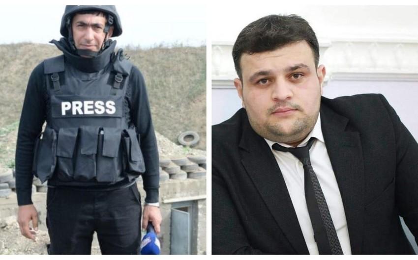 Ukrayna azərbaycanlıları jurnalistlərin ölümü ilə bağlı müraciət etdi