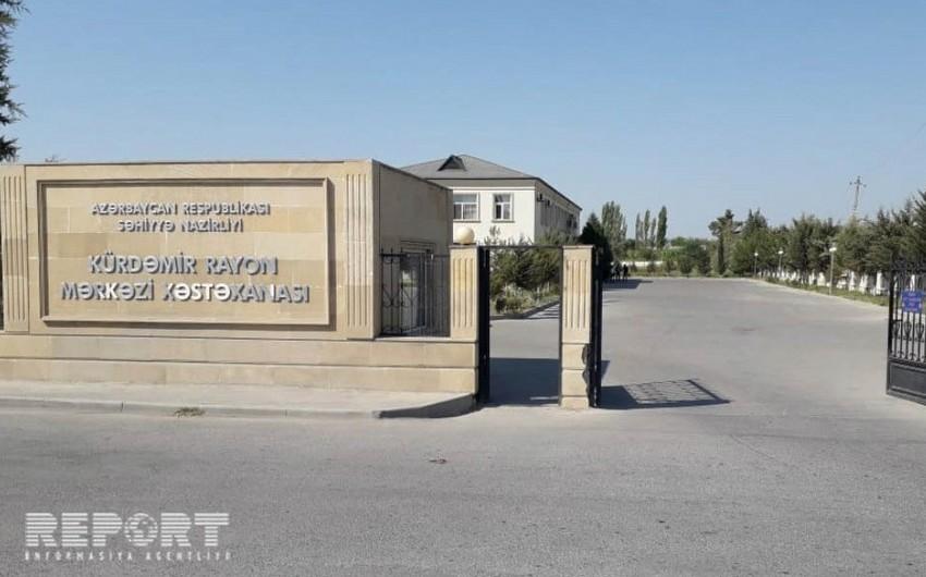 В Кюрдамире грузовик сбил пешехода