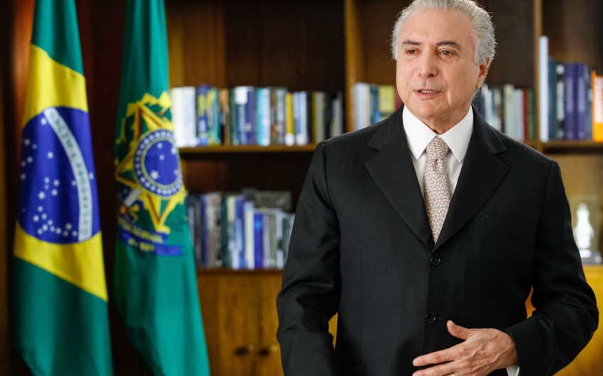 Brazilian president loses pension due to problems with documents