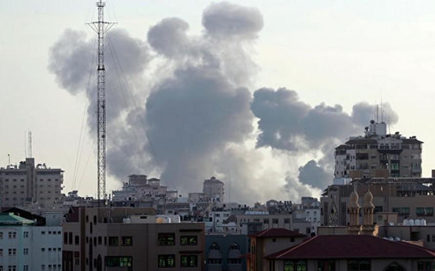 İsrailin Qəzzanı bombardman etməsi nəticəsində 9 nəfər ölüb
