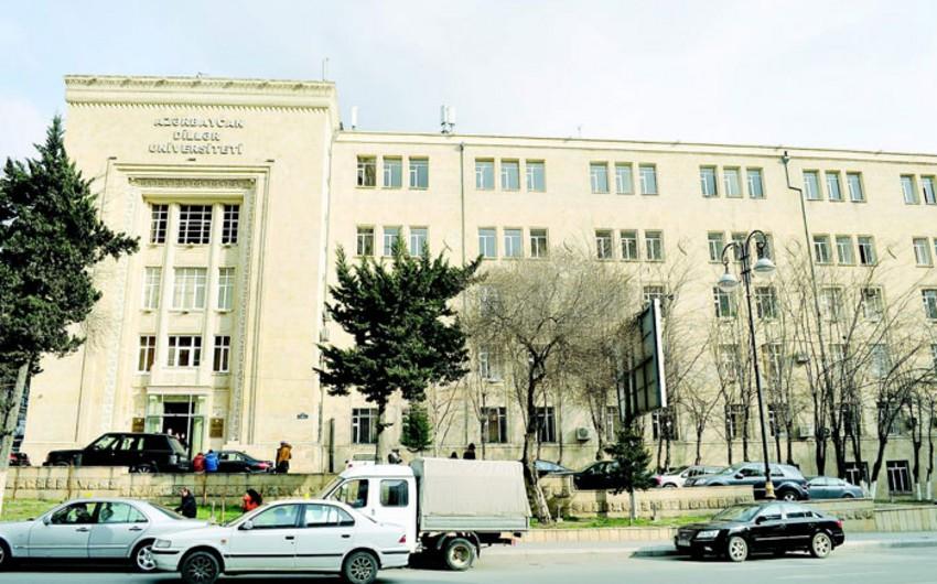 Prezident ADU-nun publik hüquqi şəxsə çevrilməsi haqqında sərəncam imzalayıb