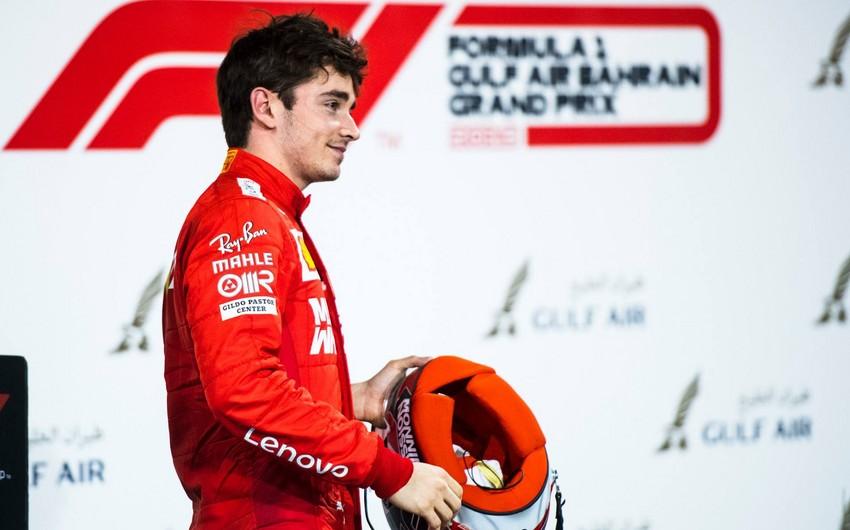 Ferrarinin pilotu: Bakı trası unikaldır, dünyanın heç bir yerində belə şey yoxdur