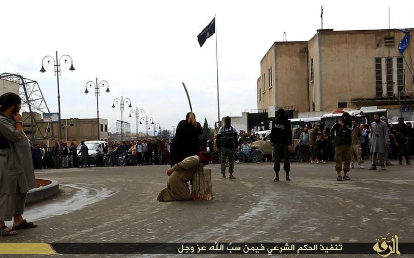 Suriyanın Rəqqa və Əl-Bab rayonlarında 300 nəfər atışma və toqquşmaların qurbanı olub