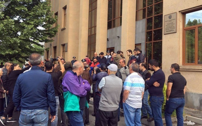 Protest against judicial system - Pashinyan faces new test - COMMENT