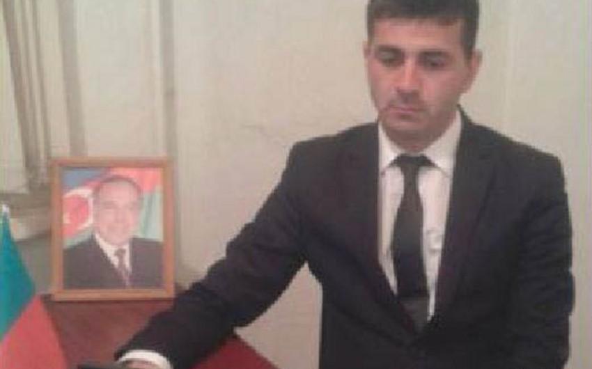 Назначен новый глава Управления молодежи и спорта Хачмазского района