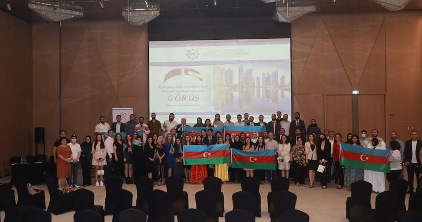 BƏƏ-dəki Azərbaycan diaspor təşkilatlarının gücləndirilməsi məsələsi müzakirə olunub