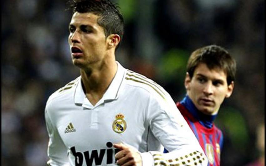 Bu gecə Lionel Messi və Kriştianu Ronaldu milli komandalar səviyyəsində üz-üzə gələcək