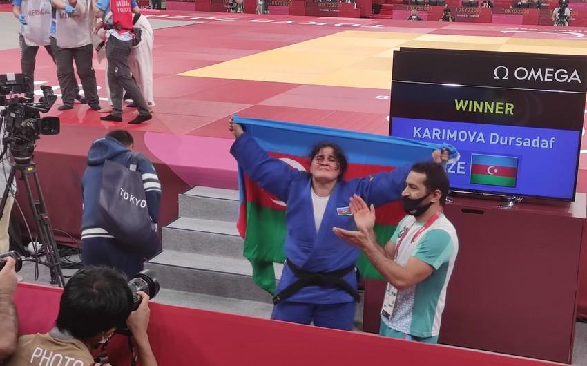 Tokyo-2020: Azerbaijan wins 9th gold medal