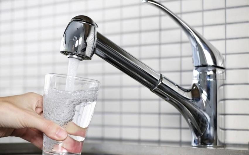 Bakının bir neçə rayonunda içməli su problemi olacaq