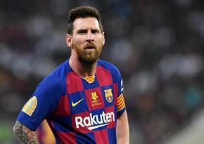 KİV: Messi mövsümün nəticəsinə görə Mançester Sitiyə keçə bilər