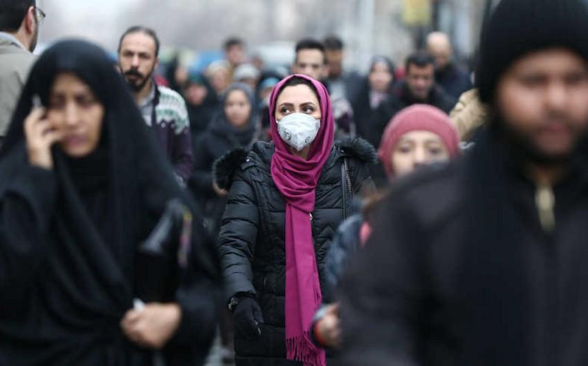 İranda koronavirusdan ölənlərin sayı 1 300-ə çatır
