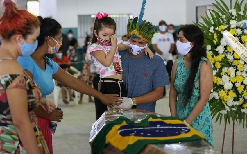 В Бразилии число заболевших COVID-19 превысило 1,7 миллиона человек