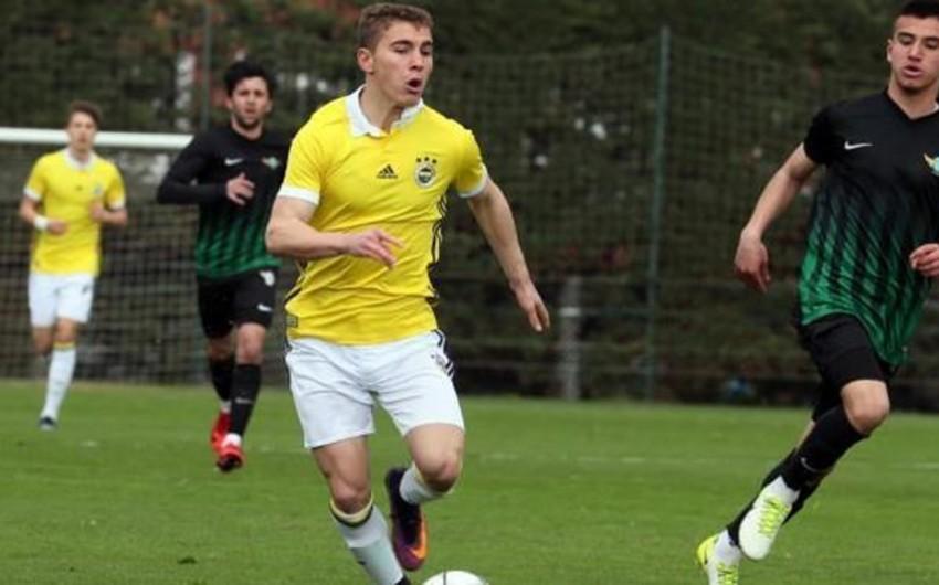 Vorskla Fənərbağçanın futbolçusunu transfer edib