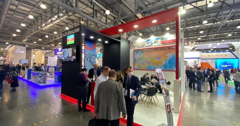 Азербайджан принимает участие в международной выставке транспортно-логистических услуг