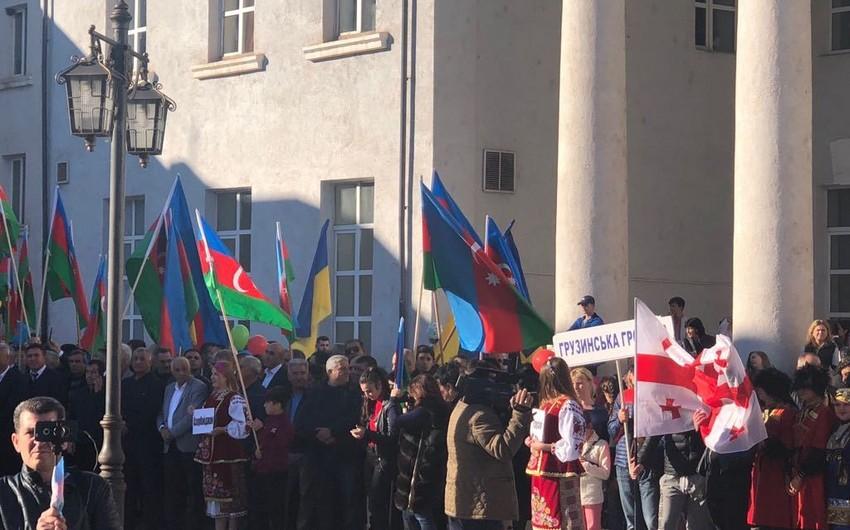 Ukrayna azərbaycanlıları Krivoy-Roqa toplanıb