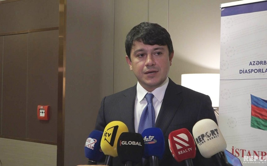Fuad Muradov: Registration problem of Azerbaijanis living in Turkey has been resolved