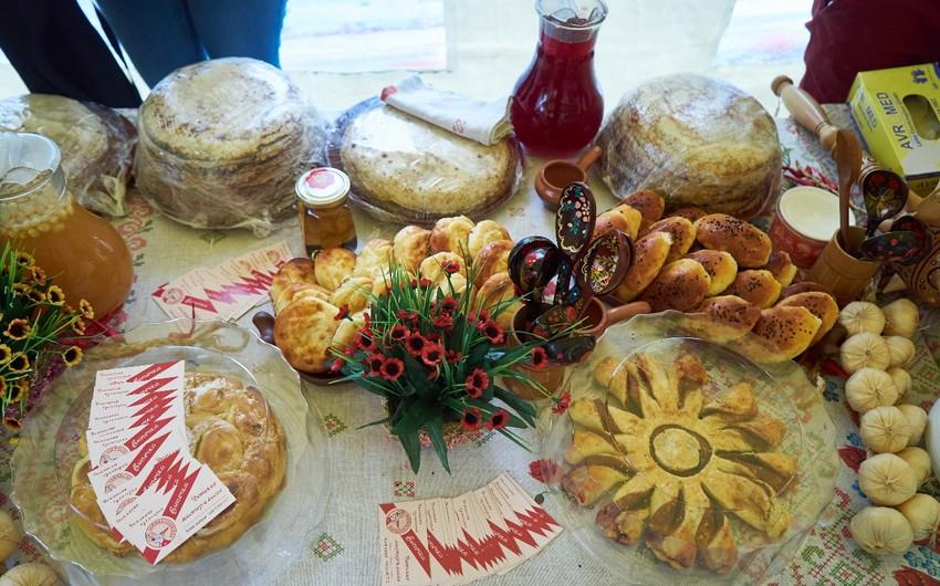 Bakıda Maslenitsa bayramı qeyd olunub - FOTO
